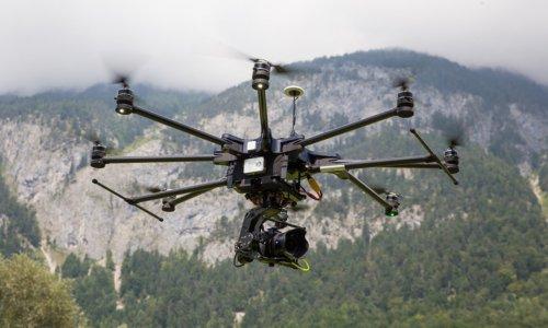 Professionelle Luftaufnahmen in Tirol, Salzburg, Oberösterreich,…