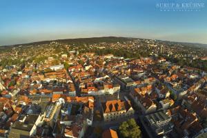 Luftbilder Göttingen und Niedersachsen