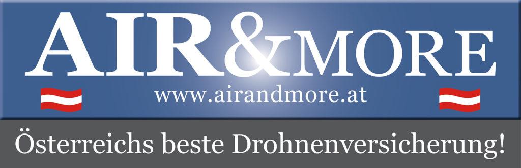 Drohnen Versicherung Air and more: Bester Preis in Österreich
