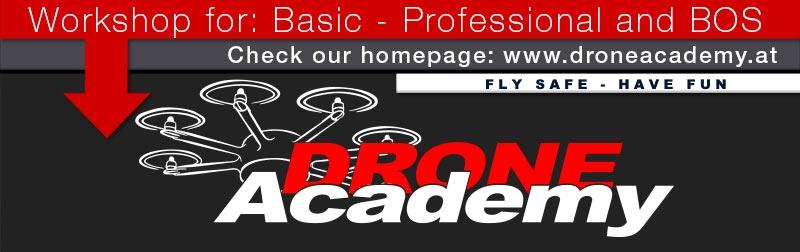 Airandmore Drohnen Haftpflicht, Droneacademy.at