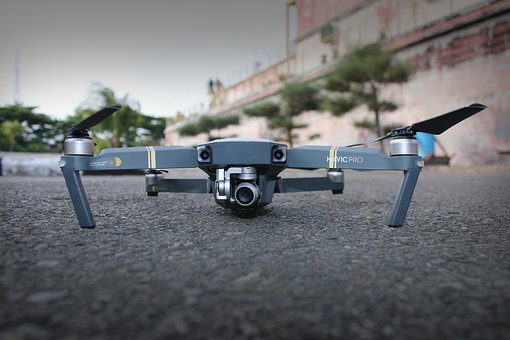 DJI Mavic Drohne