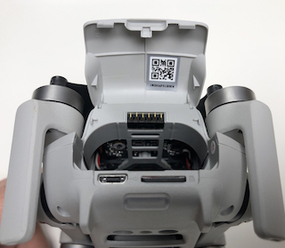 DJI Mavic Mini - mit Dank an Aviscopter, Harald Meyer