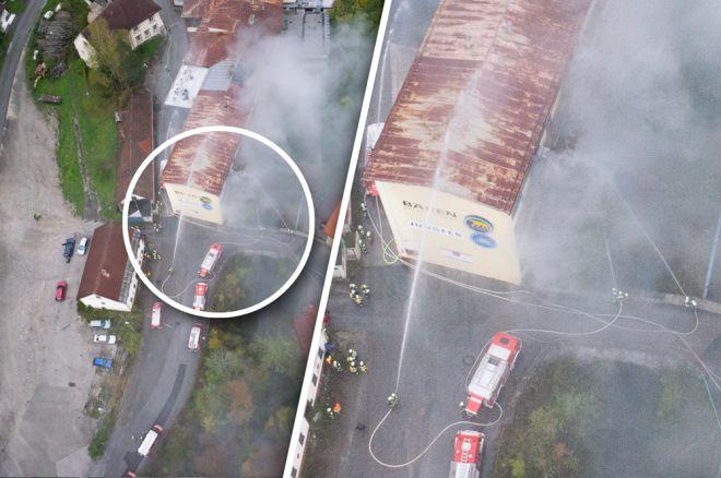 AIR6 Systems Feuerwehr Drohnen Einsatz Haftpflicht
