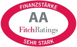 R+V Rating Fitch