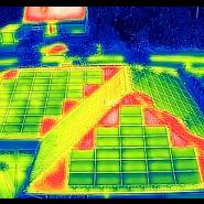 Infrarot Wärmebild Drohnen Umwelt