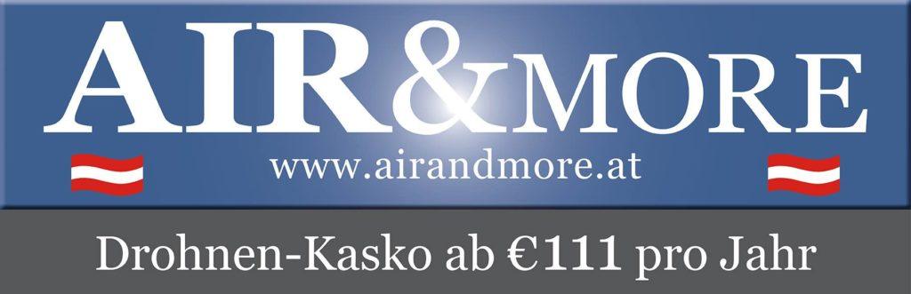 Airandmore Drohnen Kasko Versicherung Österreich