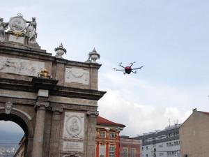Neuner Twins Feuerwehr Einsatz Drohnen Versicherung Österreich