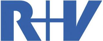 R+V Versicherung Logo