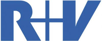 Drohnen Versichern R+V Logo