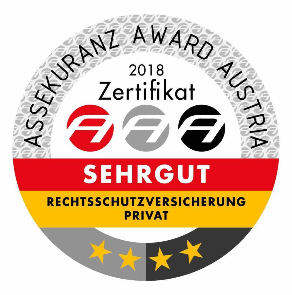 ARAG Drohnen Rechtsschutz Versicherung Oesterreich sehr gut