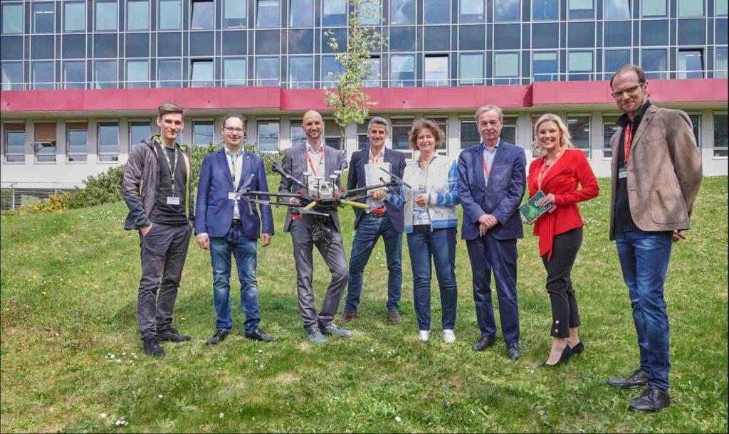 WKO Drohnen Hexacopter E-Day 2019 Skyability