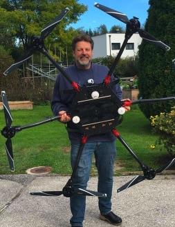 Drohnen 3D Mapping Orthophotos Photogrammetrie Schneeberger Viewcopter