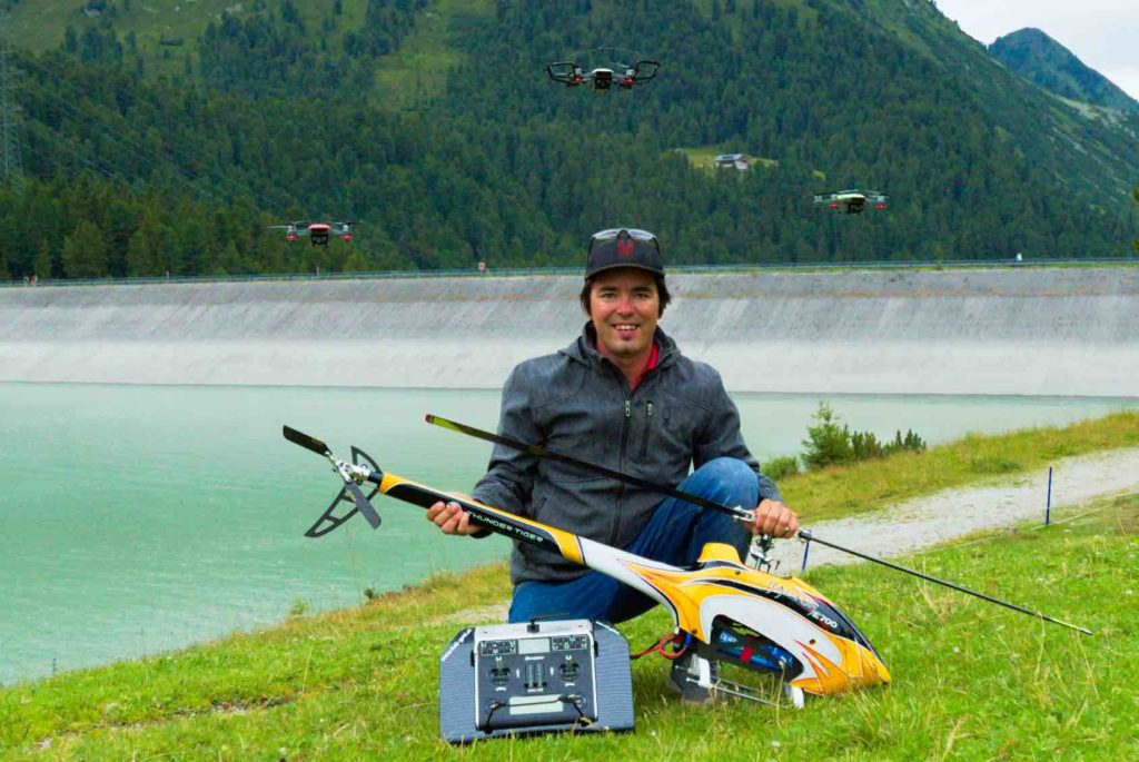 Guenther Heli Gold Drohnenkurse