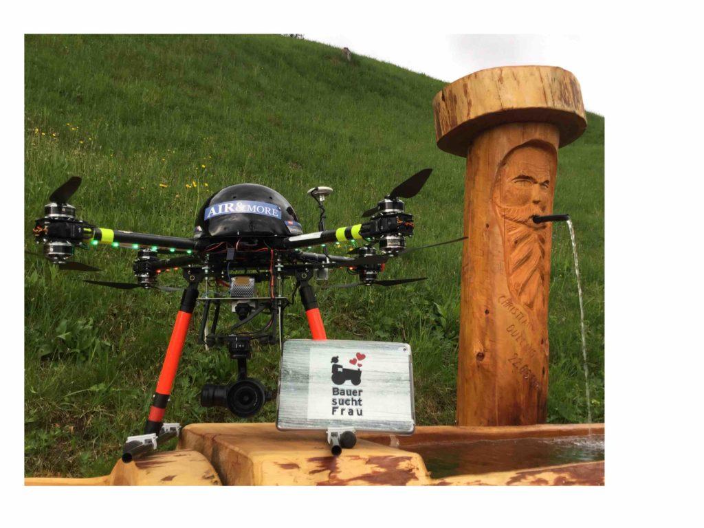 Drohnenkurse Luftfilm Guenther Gold