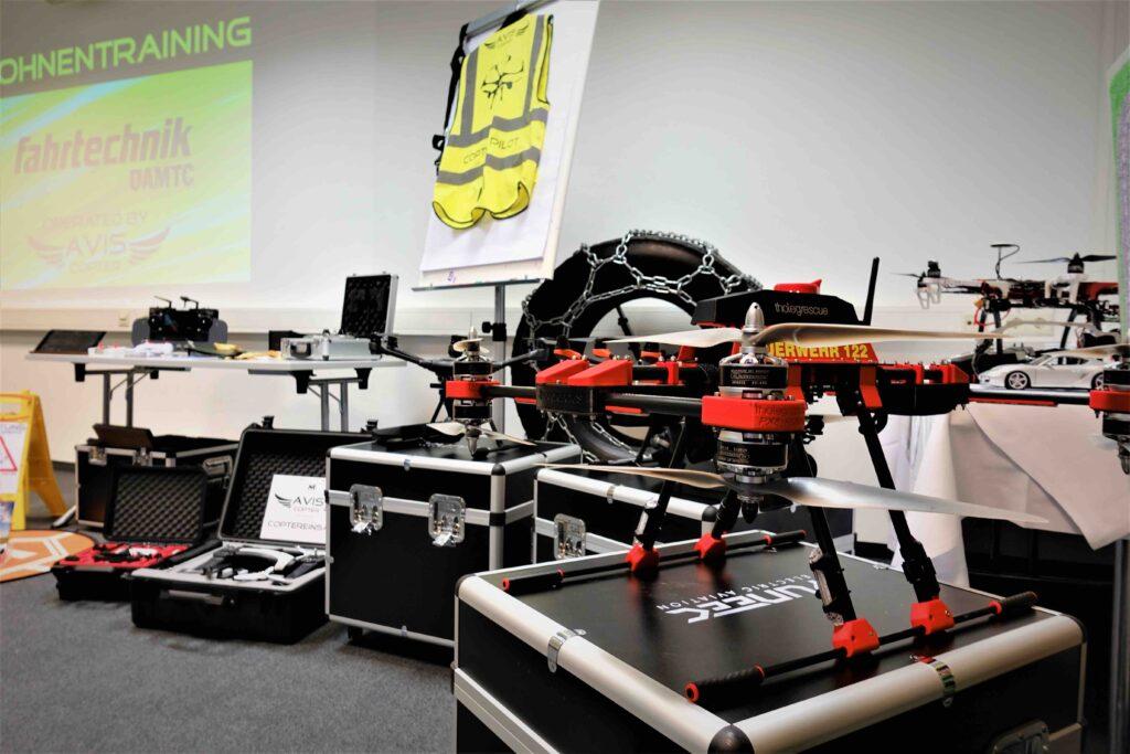 Drohnen Sicherheitspaket Oeamtc Training