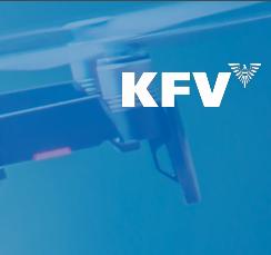 KFV Drohnen Studie Kuratorium Verkerssicherheit