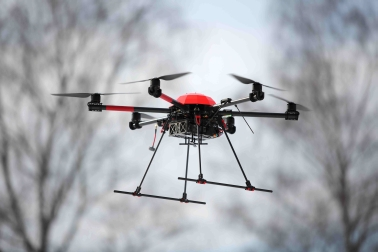 Air6 Systems Drohnen Umweltmonitoring Uni Wien