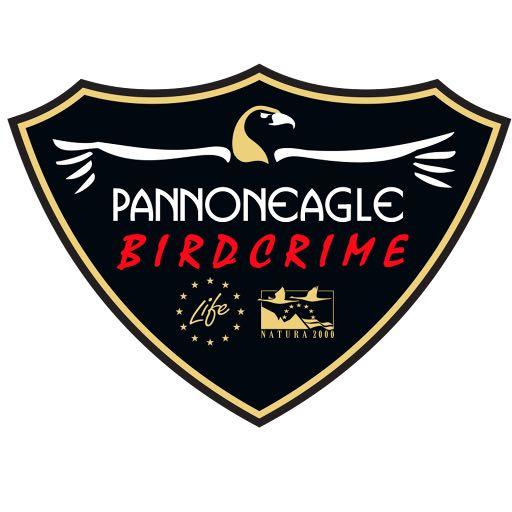 Birdcrime App Logo Drohnen Vogelschutz