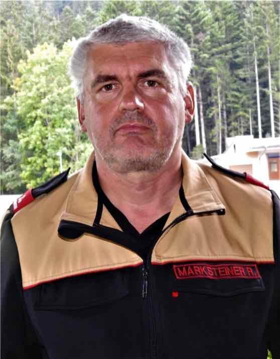 Robert Marksteiner Feuerwehr Tirol