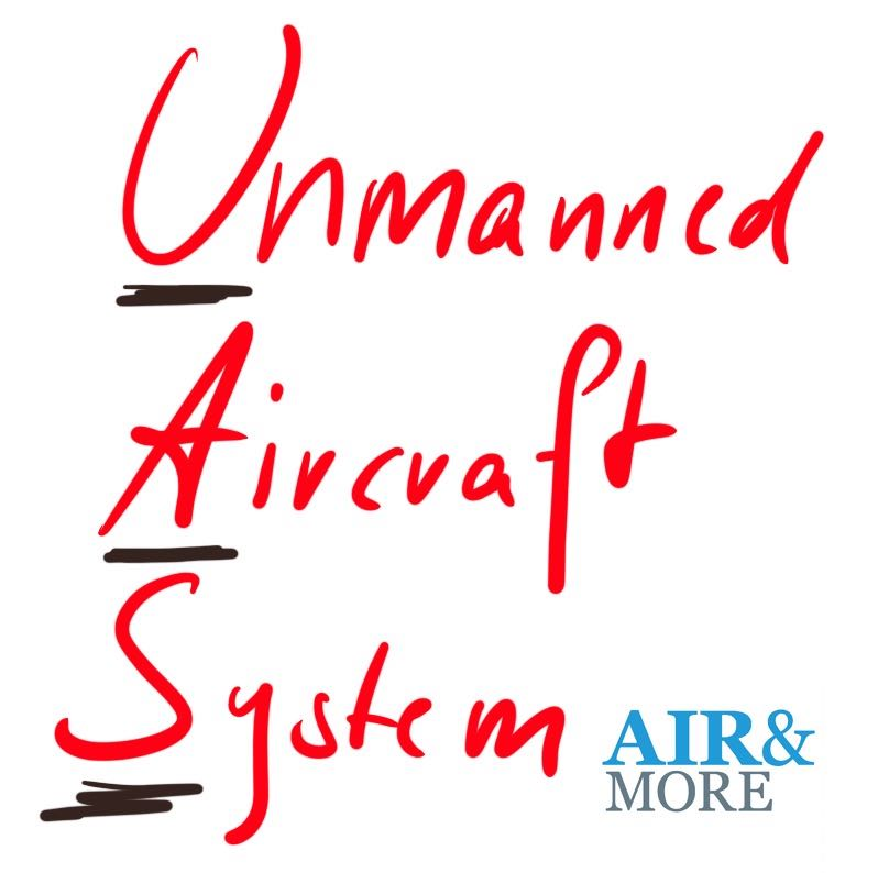 Drohnen UAS Unmanned Aircraft System
