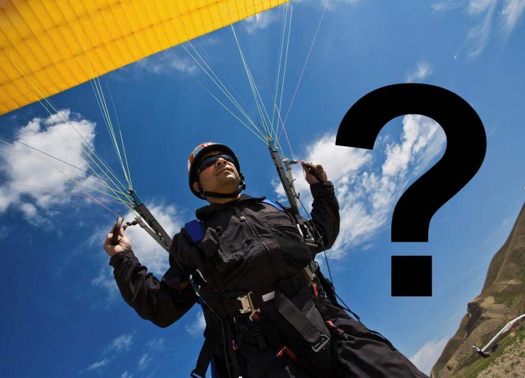 Pflichtversicherung Paragleiter, Hängegleiter, Fallschirmspringer, Fragen