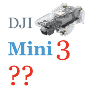 DJI Mini 3 Drohne