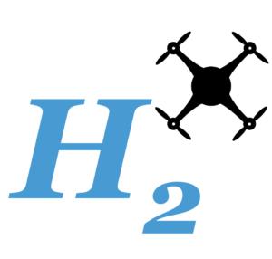 Drohne Wasserstoff H2